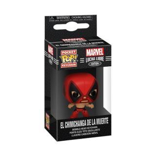 Funko POP Keychain: Marvel Luchadores - Deadpool  [HRAČKA]